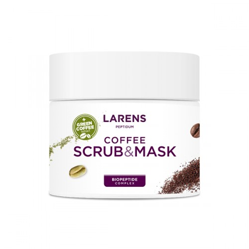 Coffee Scrub & Mask 200 ml New formula